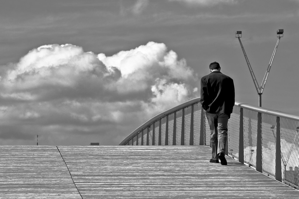 lonely-man-bridge-by-stefano-corso